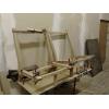 Дубовые Лаунж кресла и светильник