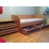 Кровать с орт. матрасом и тумба фабрики Мебелионика