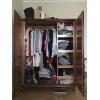 Платяной шкаф,  гардероб,  советский винтаж