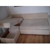 Продам угловой диван (сторона переставляется)  б/у