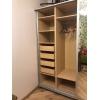 Шкаф для одежды 2х2 Ikea
