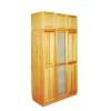 шкаф с зеркалом из сосны