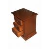 Тумба прикроватная с 3 ящиками из массива дерева